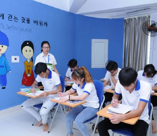 Top 10 trung tâm học tiếng Hàn uy tín nhất Hà Nội