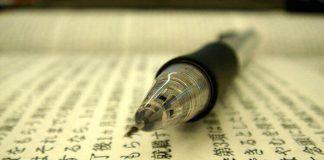 Học viết bằng tiếng Nhật