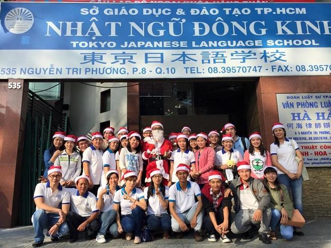 Nhật ngữ Đông Kinh là Top 10 trung tâm Nhật Ngữ uy tín nhất TPHCM