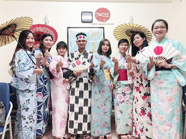 Nhật ngữ Sakae làTop 10 trung tâm Nhật Ngữ uy tín nhất TPHCM